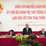 Thủ tướng: Du lịch – dịch vụ vẫn phải là trọng tâm phát triển của Thừa Thiên Huế