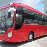 Thông báo đấu giá xe khách Transinco 45 chổ
