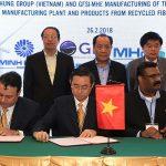 Doanh nghiệp Việt bắt tay đối tác ngoại, rót 50 triệu USD làm vật liệu công nghệ mới