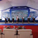 Tập đoàn WHA khởi công dự án Khu công nghiệp 1 tỷ USD tại Nghệ An